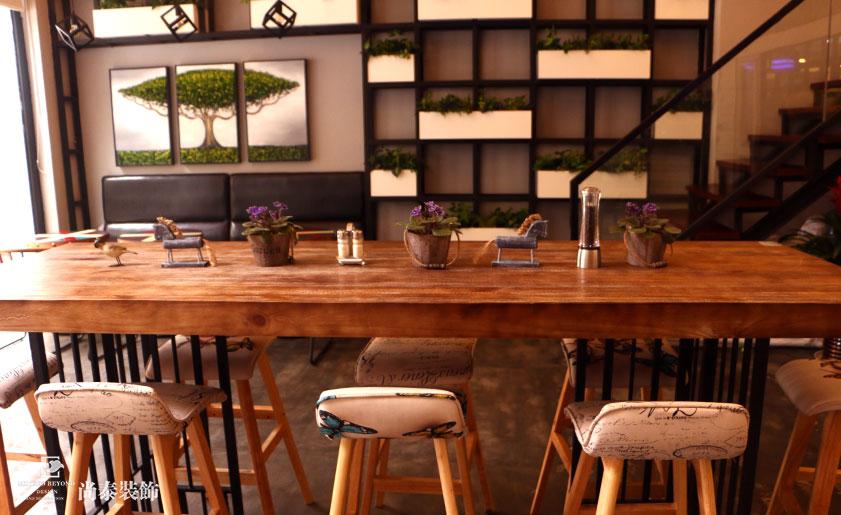 餐饮店怎么装修才好桌椅搭配