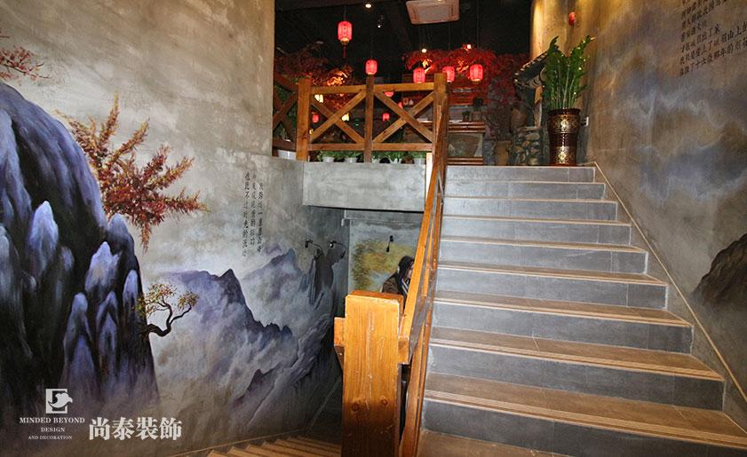 主题餐厅装修效果图片