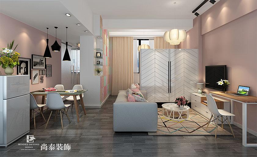 公寓装修效果图