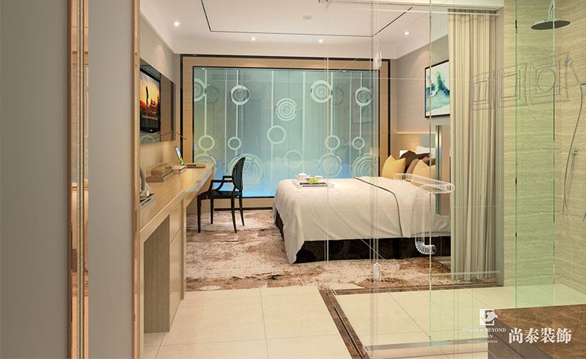 酒店式公寓装修实景图