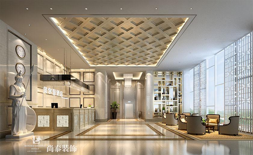 星级酒店装修设计的特点