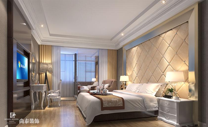 五星级酒店装修设计效果图
