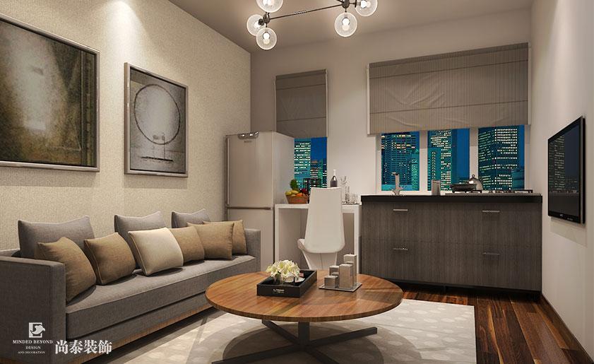 25平单身公寓装修设计