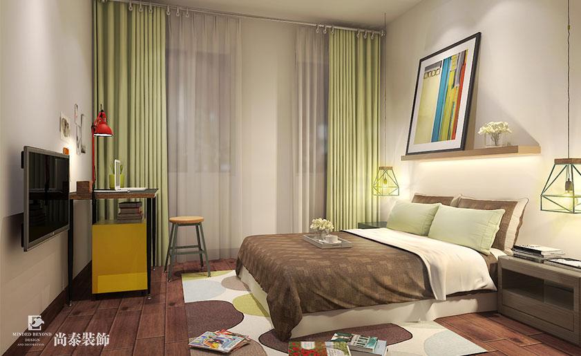 25平单身公寓装修设计图片欣赏