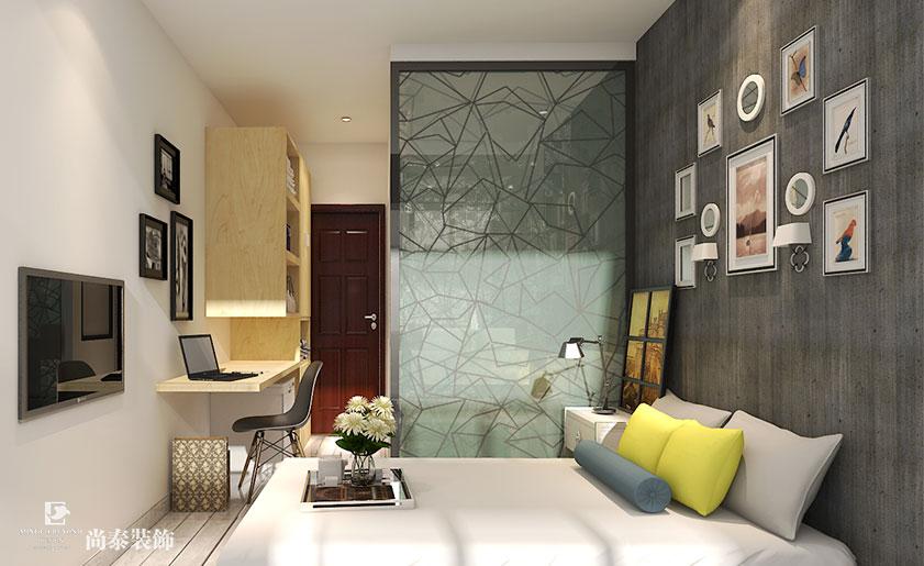 单身公寓装修设计图片