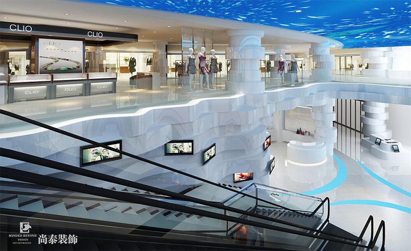 商场装修空间设计