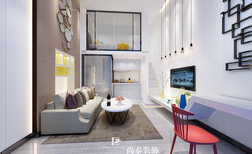 公寓如何装修不但省钱还好看?