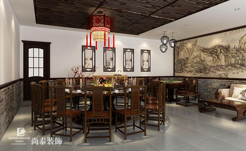 餐厅装修就餐空间如何装修更合适
