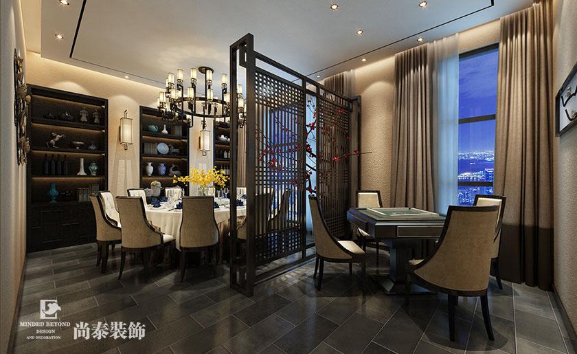 餐厅装修吊顶设计及安装