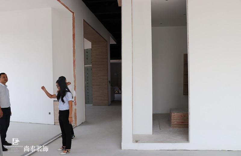 工地開放日,尚泰集團,研發基地展廳