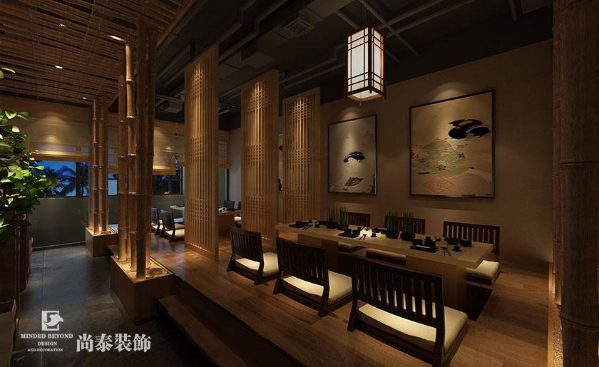 餐厅室内灯光设计