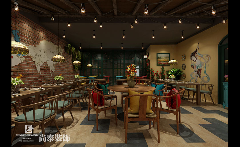茶餐厅装修环节