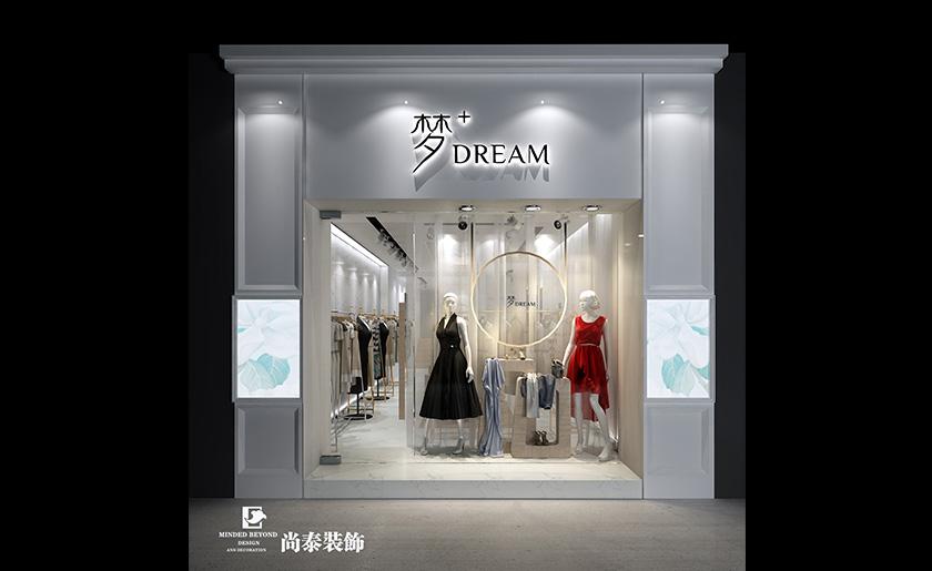 服装店装修不可缺少的七大原素