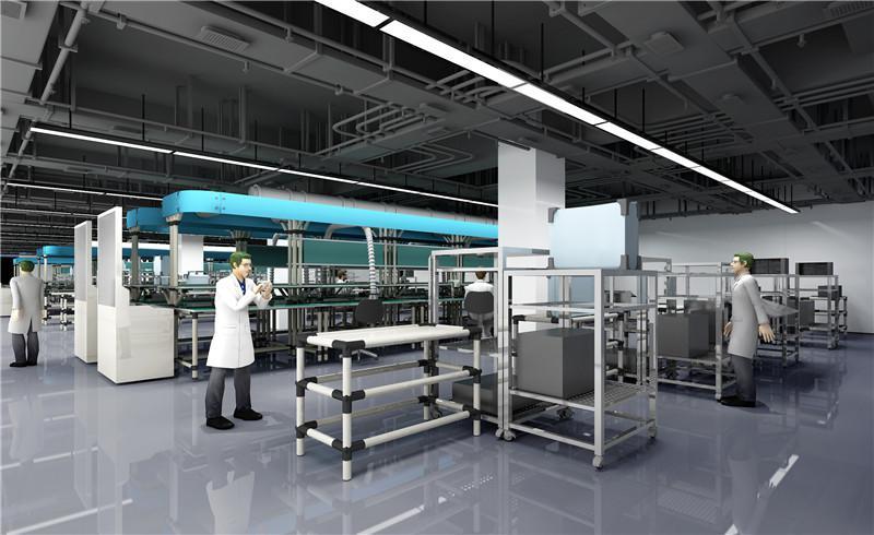工业厂房装修设计注意事项