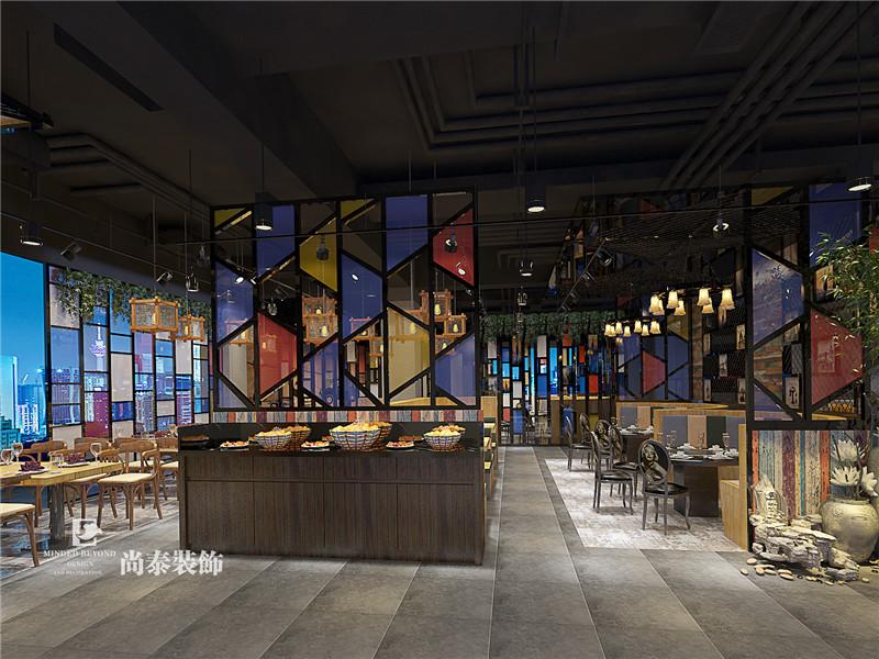 深圳餐厅亚搏体育app官方ios风格