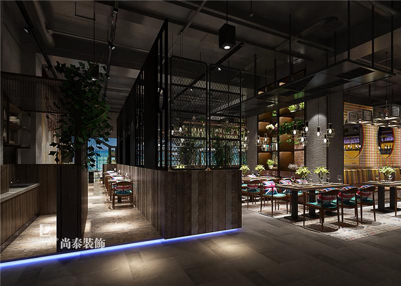 餐饮店亚搏体育app官方ios效果图