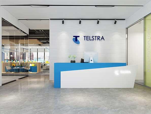 1200平方跨国公司办公室设计 | 太平洋电信