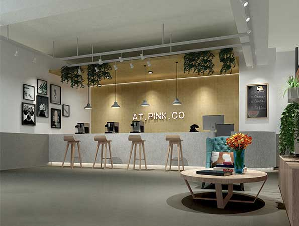 375平米东莞服装展厅设计 | 小春社
