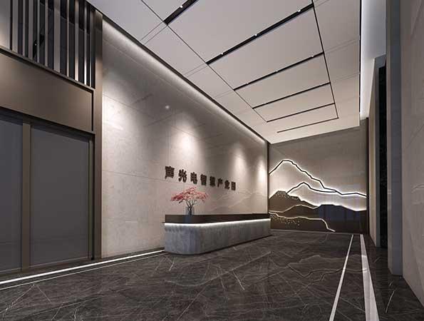 40000平米产业园办公室亚搏体育app官方ios设计 | 联诚发科技