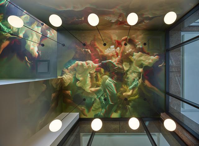 艺术咖啡店亚搏体育app官方ios设计图片