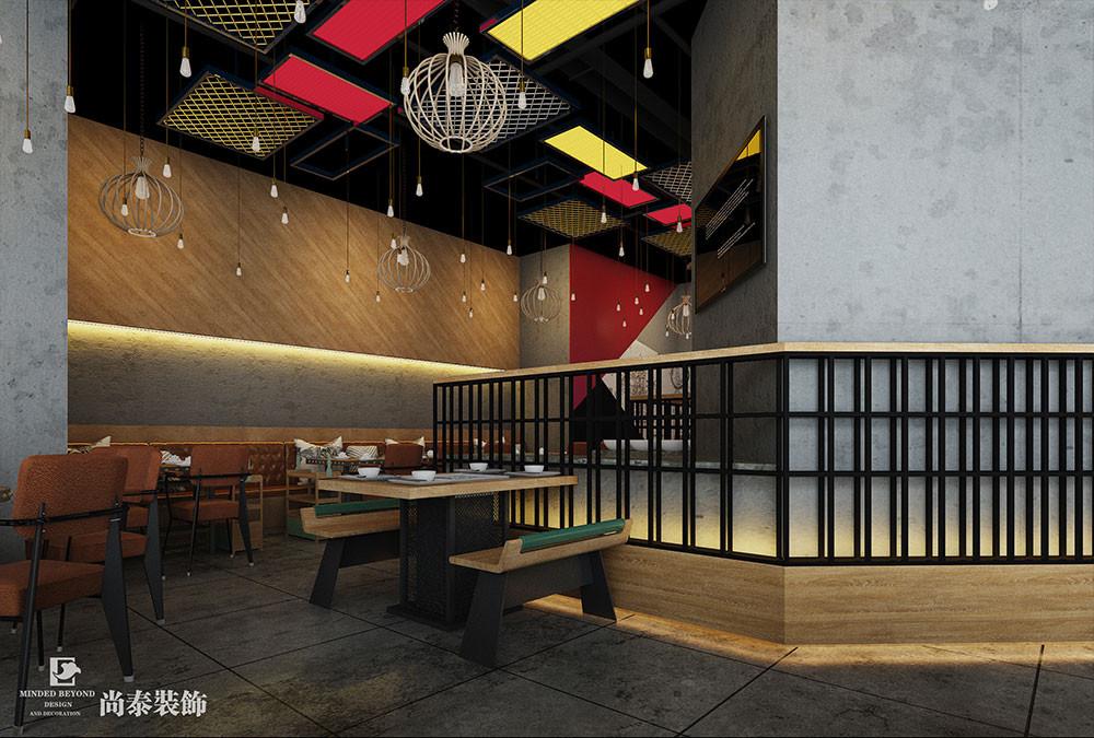 餐饮店亚搏体育app官方ios设计细节