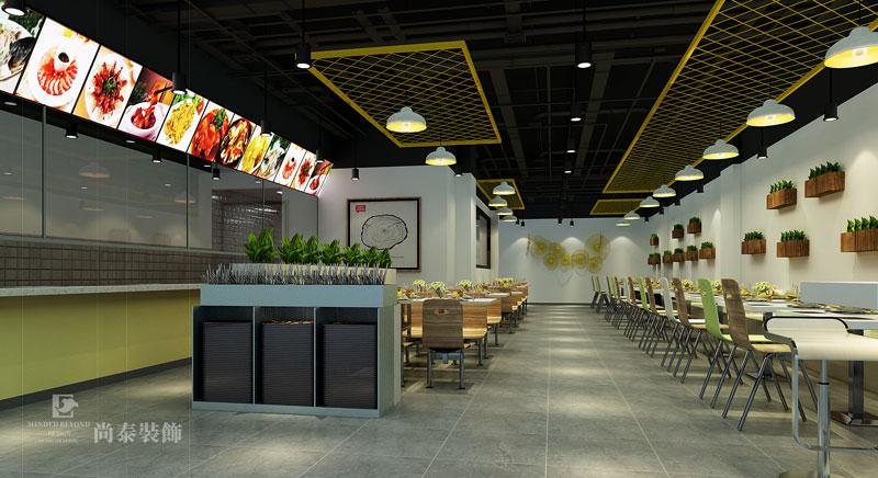 餐饮店面设计