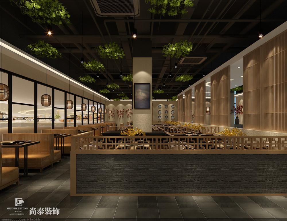 餐厅设计为何都选择餐饮空间设计公司?