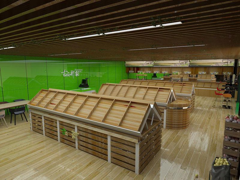 水果店出入口怎样设计才合理?