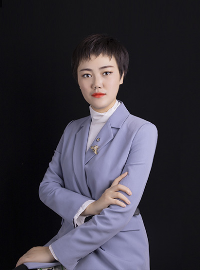 设计经理 蒋红云