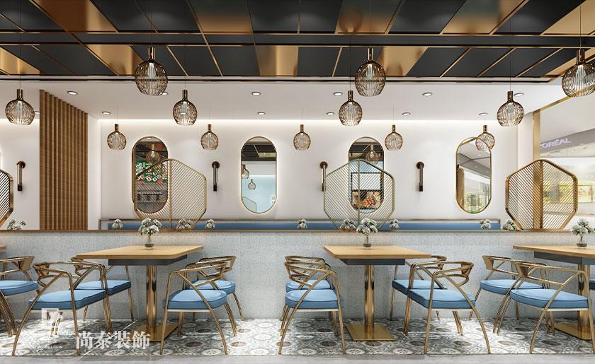 餐饮空间装修设计需要注意哪些要点?